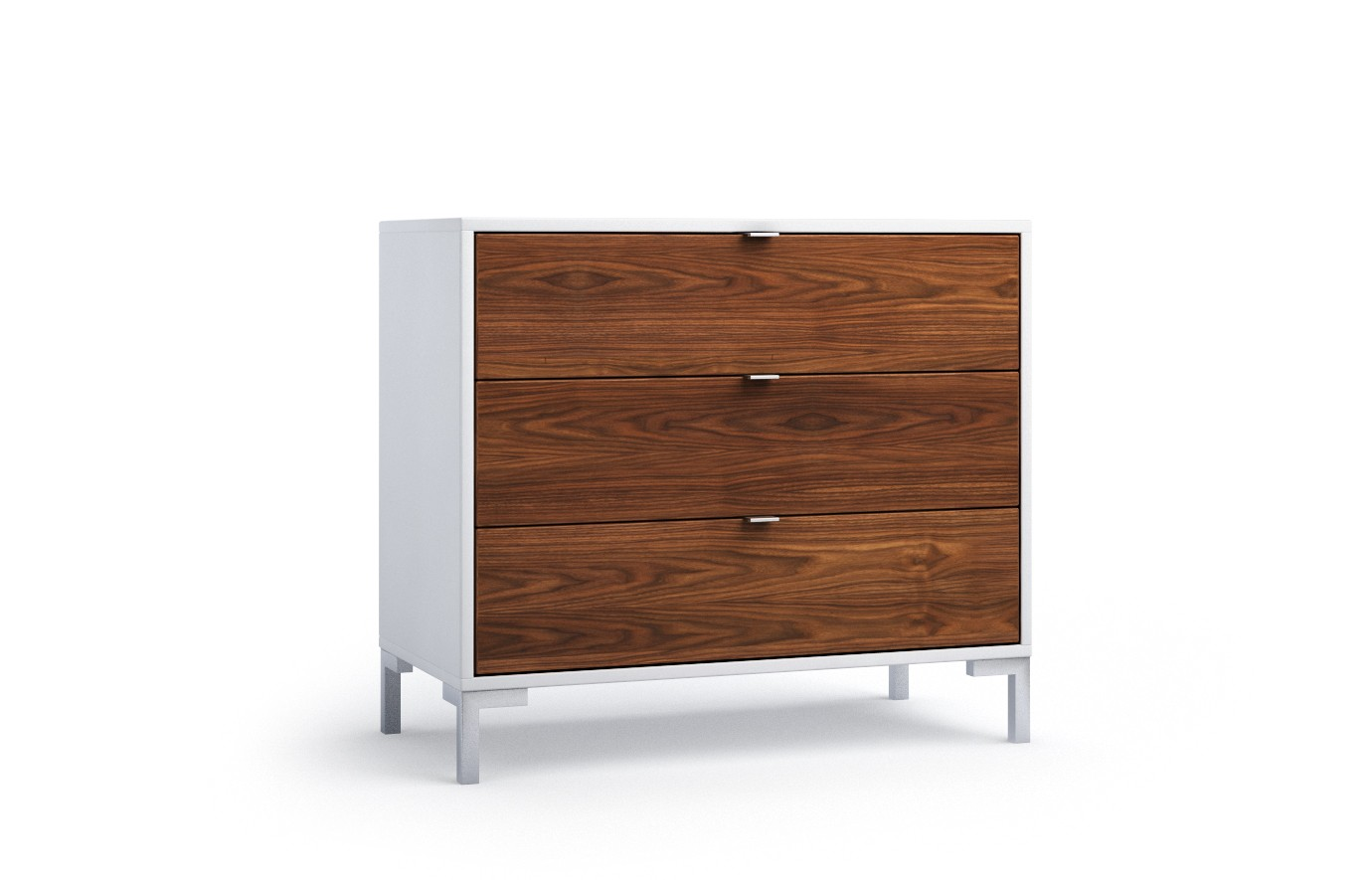 kapuas in nussbaum sideboard. Black Bedroom Furniture Sets. Home Design Ideas