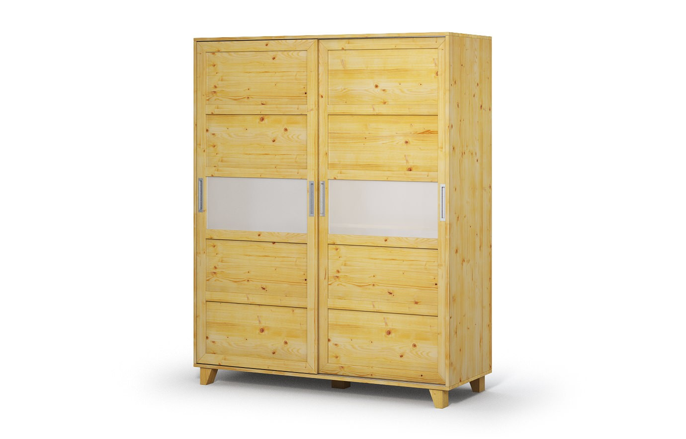 phoenix in kiefer kleiderschrank nach ma. Black Bedroom Furniture Sets. Home Design Ideas
