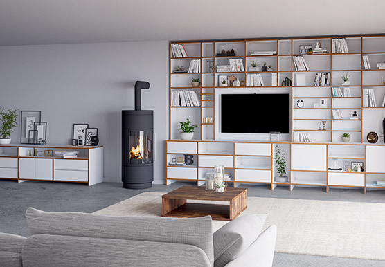 holzconnection regale nach ma ch. Black Bedroom Furniture Sets. Home Design Ideas